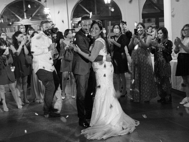Il matrimonio di Francesco e RosaMaria a Paderno Franciacorta, Brescia 37