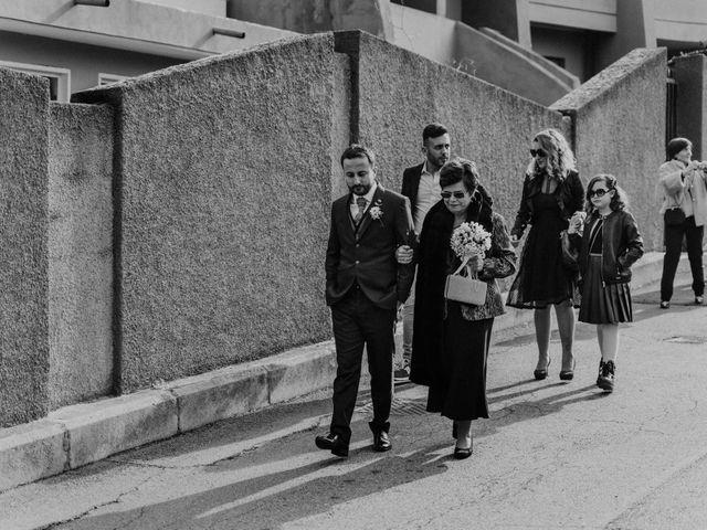 Il matrimonio di Sarah e Carlo a Capoterra, Cagliari 9