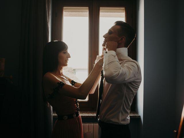 Il matrimonio di Andrea e Daniela a Corte Franca, Brescia 12