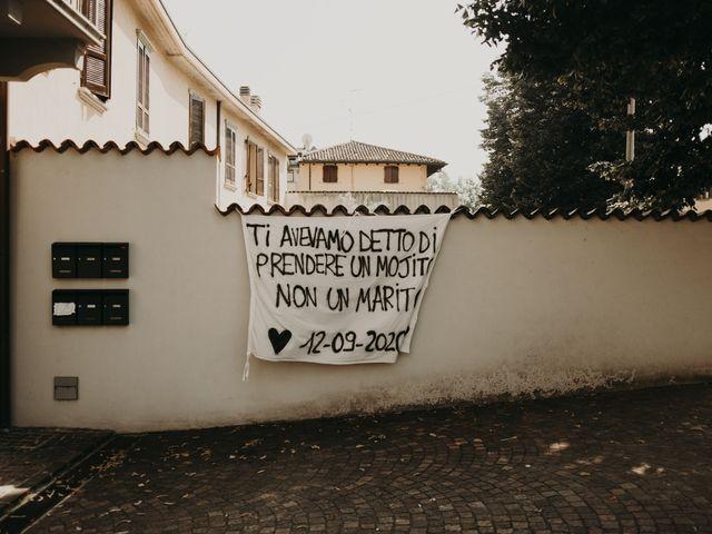Il matrimonio di Andrea e Daniela a Corte Franca, Brescia 18