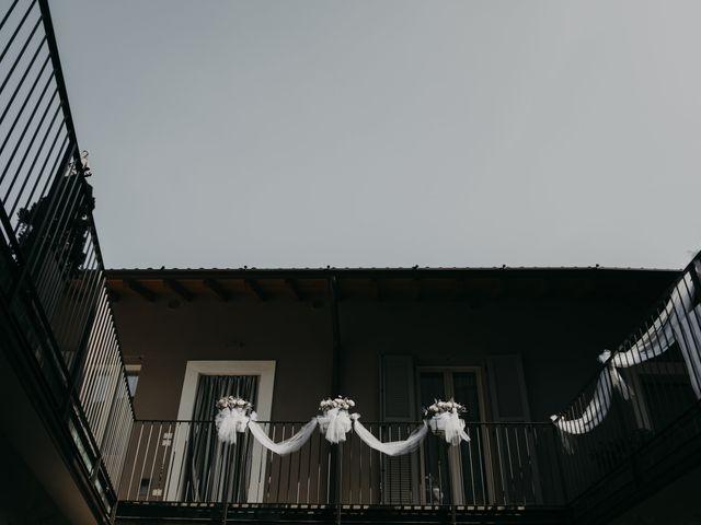 Il matrimonio di Andrea e Daniela a Corte Franca, Brescia 19