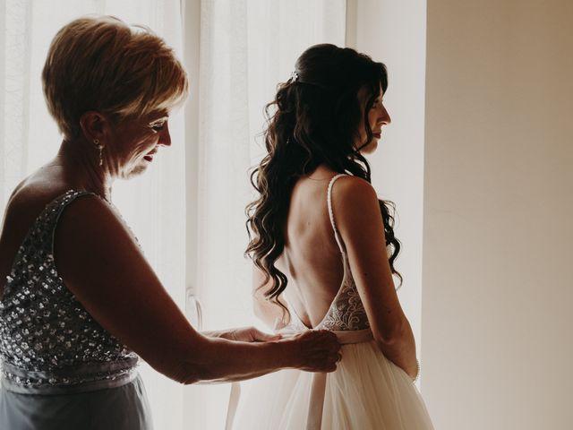 Il matrimonio di Andrea e Daniela a Corte Franca, Brescia 29