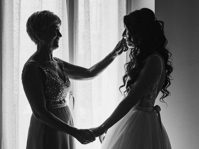 Il matrimonio di Andrea e Daniela a Corte Franca, Brescia 32