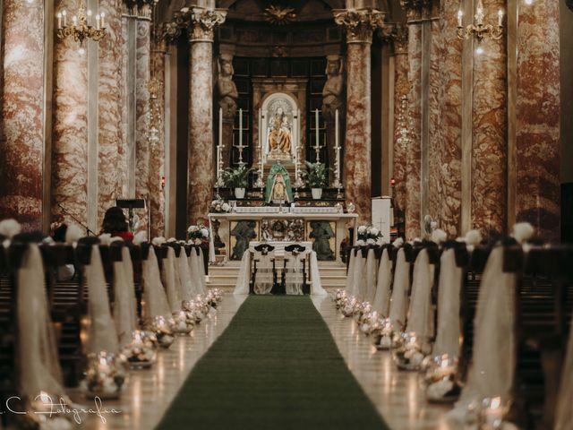 Il matrimonio di Andrea e Daniela a Corte Franca, Brescia 39