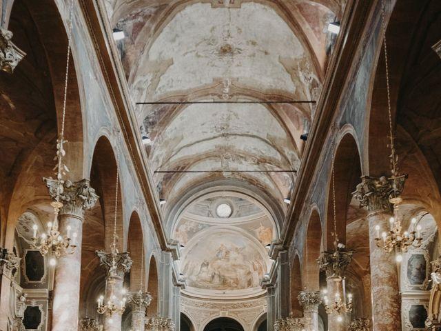 Il matrimonio di Andrea e Daniela a Corte Franca, Brescia 41