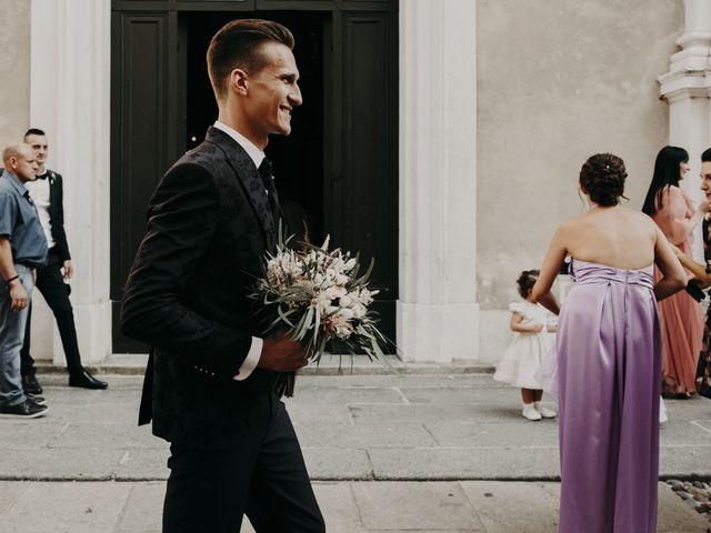 Il matrimonio di Andrea e Daniela a Corte Franca, Brescia 45