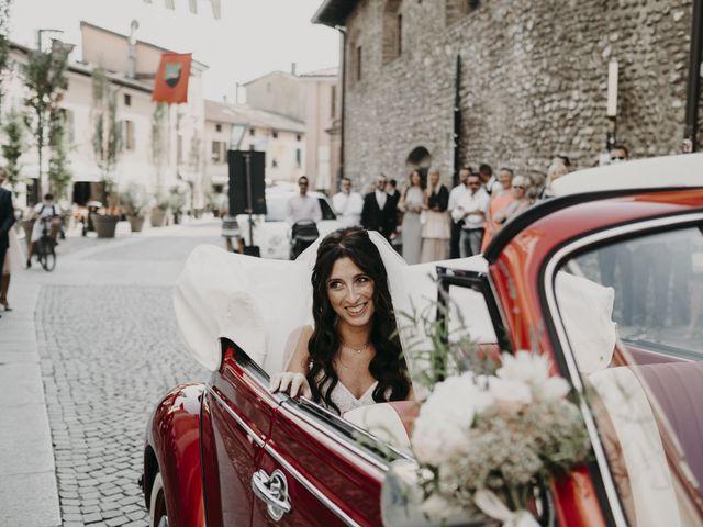 Il matrimonio di Andrea e Daniela a Corte Franca, Brescia 46
