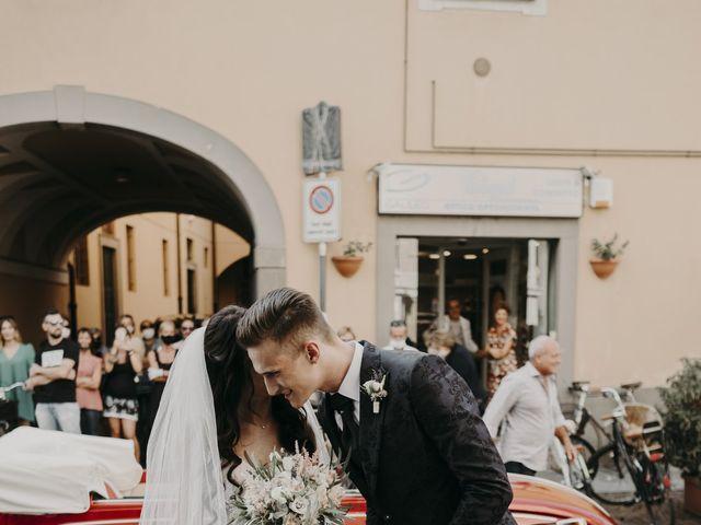 Il matrimonio di Andrea e Daniela a Corte Franca, Brescia 49
