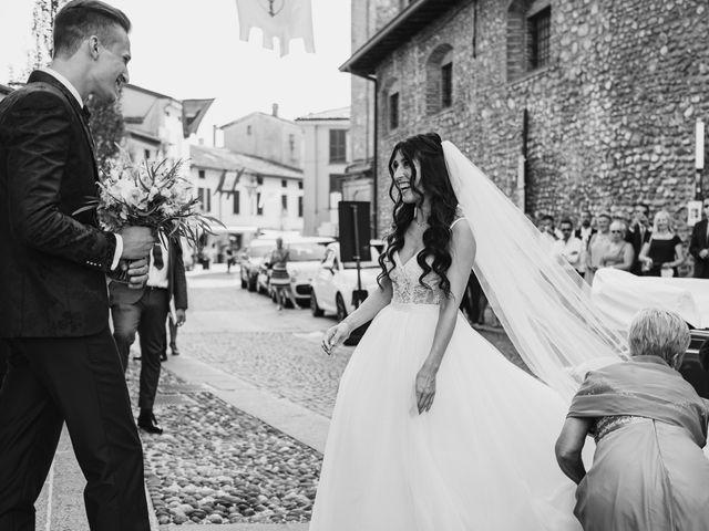 Il matrimonio di Andrea e Daniela a Corte Franca, Brescia 52