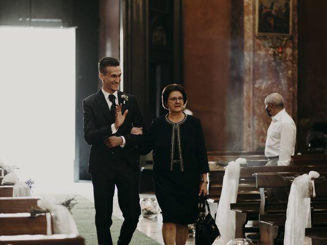 Il matrimonio di Andrea e Daniela a Corte Franca, Brescia 56