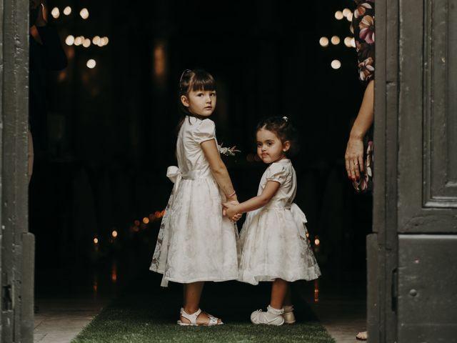 Il matrimonio di Andrea e Daniela a Corte Franca, Brescia 57