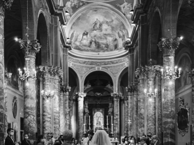 Il matrimonio di Andrea e Daniela a Corte Franca, Brescia 59