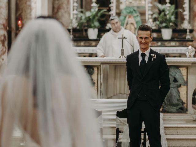 Il matrimonio di Andrea e Daniela a Corte Franca, Brescia 60