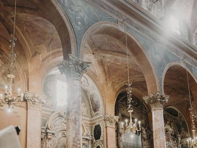 Il matrimonio di Andrea e Daniela a Corte Franca, Brescia 65