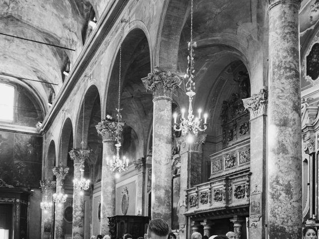 Il matrimonio di Andrea e Daniela a Corte Franca, Brescia 69
