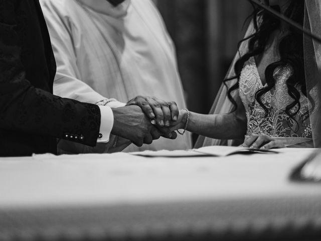 Il matrimonio di Andrea e Daniela a Corte Franca, Brescia 70
