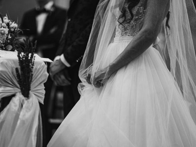 Il matrimonio di Andrea e Daniela a Corte Franca, Brescia 72
