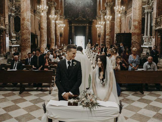 Il matrimonio di Andrea e Daniela a Corte Franca, Brescia 73