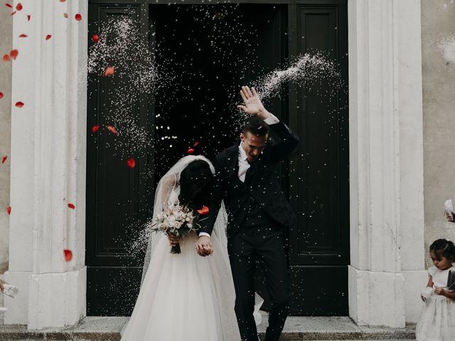 Il matrimonio di Andrea e Daniela a Corte Franca, Brescia 76