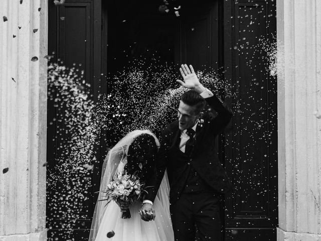 Il matrimonio di Andrea e Daniela a Corte Franca, Brescia 77