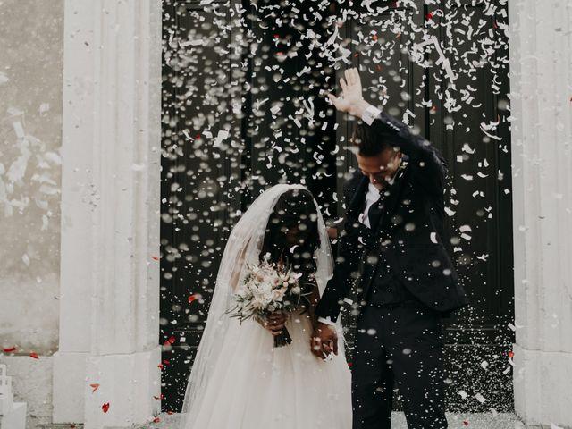 Il matrimonio di Andrea e Daniela a Corte Franca, Brescia 78