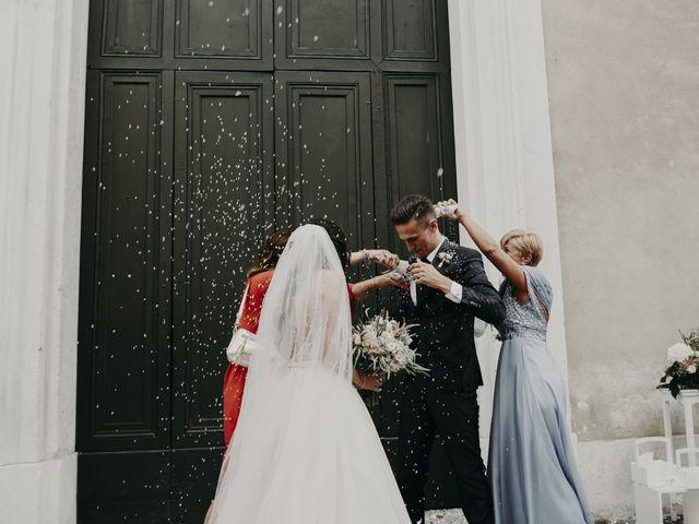 Il matrimonio di Andrea e Daniela a Corte Franca, Brescia 79