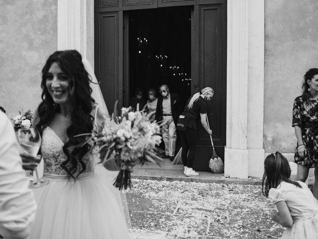 Il matrimonio di Andrea e Daniela a Corte Franca, Brescia 84