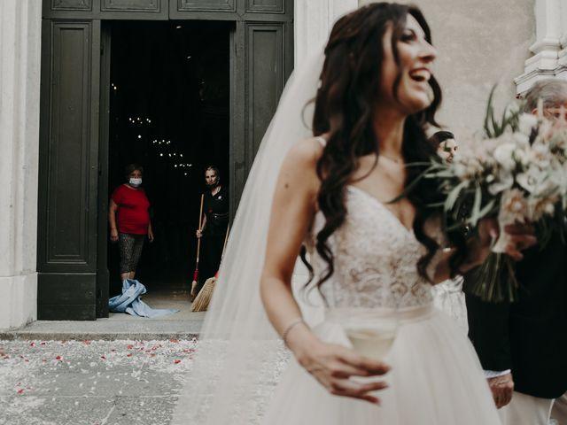 Il matrimonio di Andrea e Daniela a Corte Franca, Brescia 85