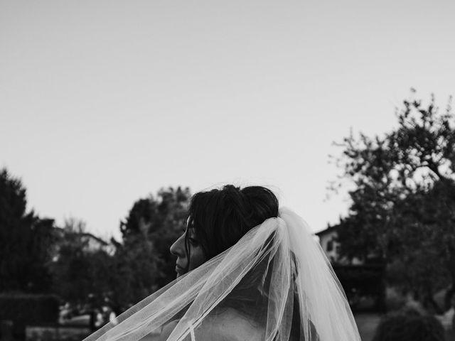 Il matrimonio di Andrea e Daniela a Corte Franca, Brescia 95