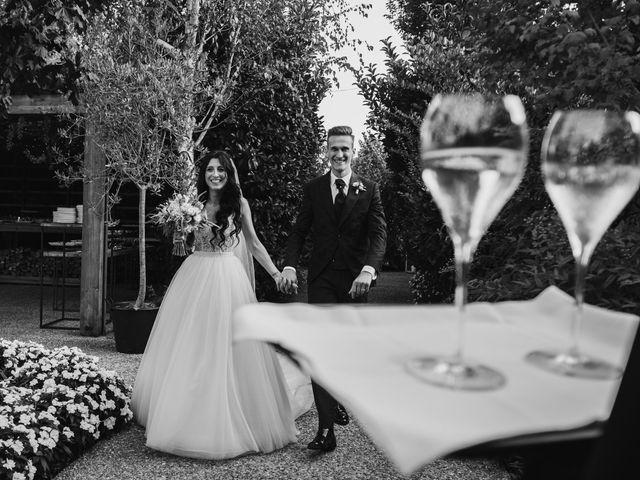 Il matrimonio di Andrea e Daniela a Corte Franca, Brescia 99