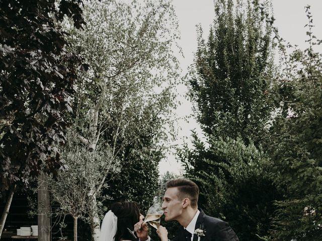 Il matrimonio di Andrea e Daniela a Corte Franca, Brescia 100