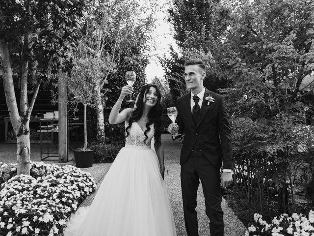 Il matrimonio di Andrea e Daniela a Corte Franca, Brescia 101
