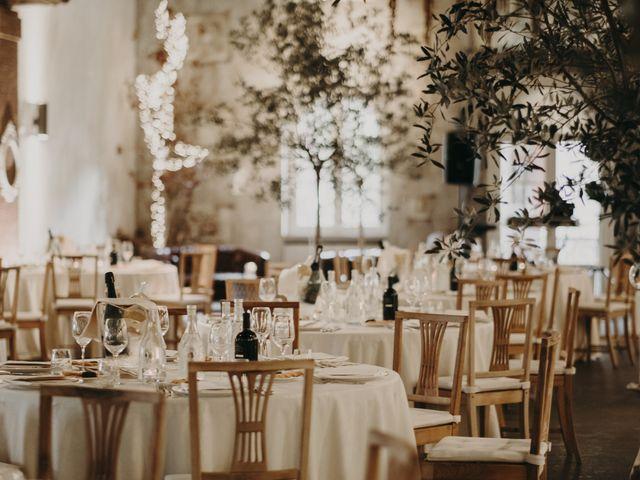 Il matrimonio di Andrea e Daniela a Corte Franca, Brescia 106