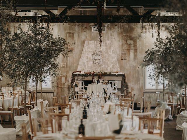 Il matrimonio di Andrea e Daniela a Corte Franca, Brescia 107