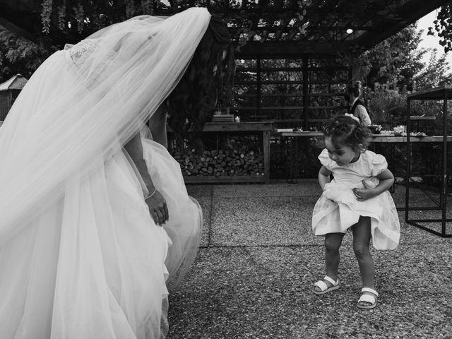 Il matrimonio di Andrea e Daniela a Corte Franca, Brescia 109