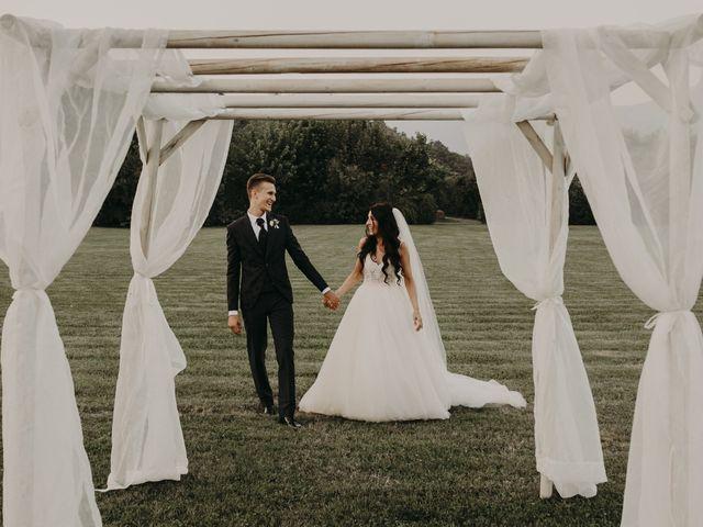 Il matrimonio di Andrea e Daniela a Corte Franca, Brescia 111