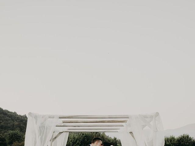 Il matrimonio di Andrea e Daniela a Corte Franca, Brescia 112