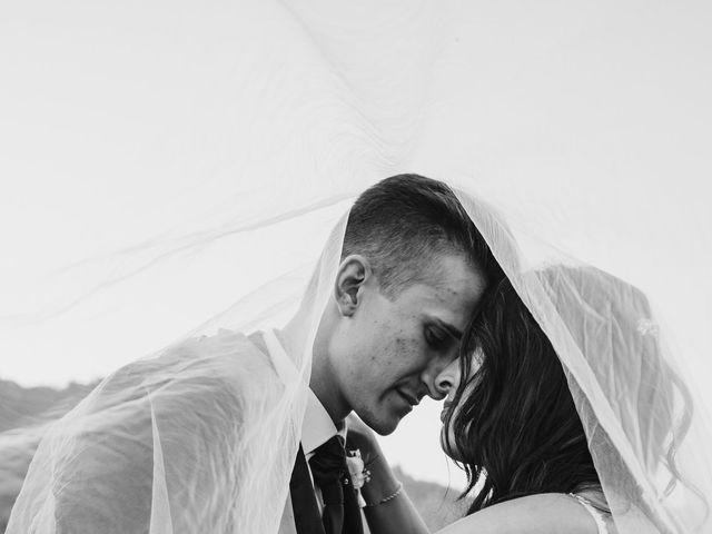 Il matrimonio di Andrea e Daniela a Corte Franca, Brescia 117