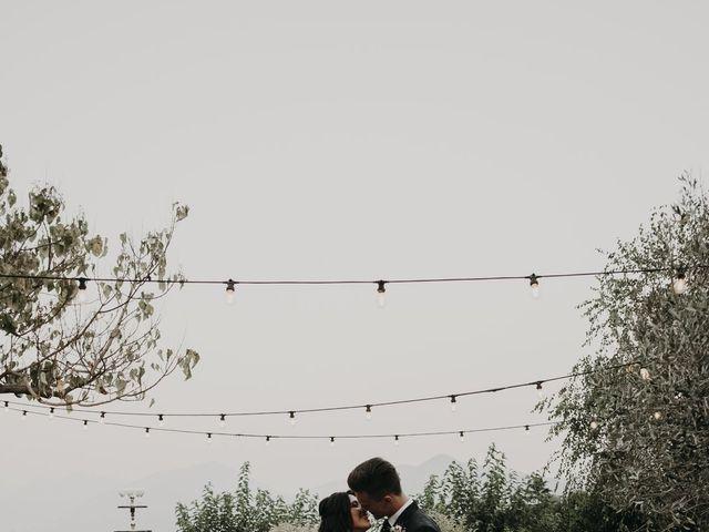Il matrimonio di Andrea e Daniela a Corte Franca, Brescia 119