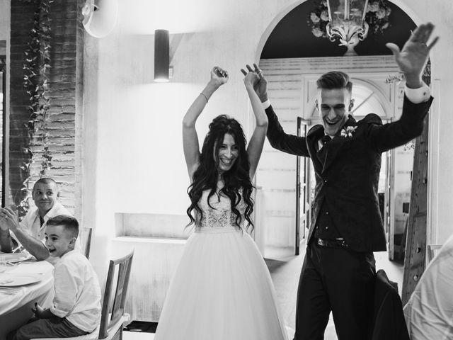 Il matrimonio di Andrea e Daniela a Corte Franca, Brescia 120