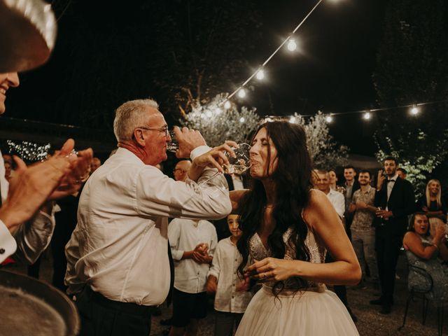Il matrimonio di Andrea e Daniela a Corte Franca, Brescia 122