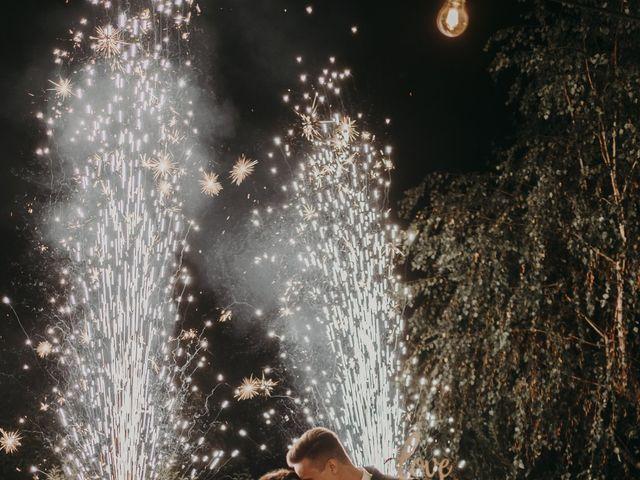 Il matrimonio di Andrea e Daniela a Corte Franca, Brescia 125