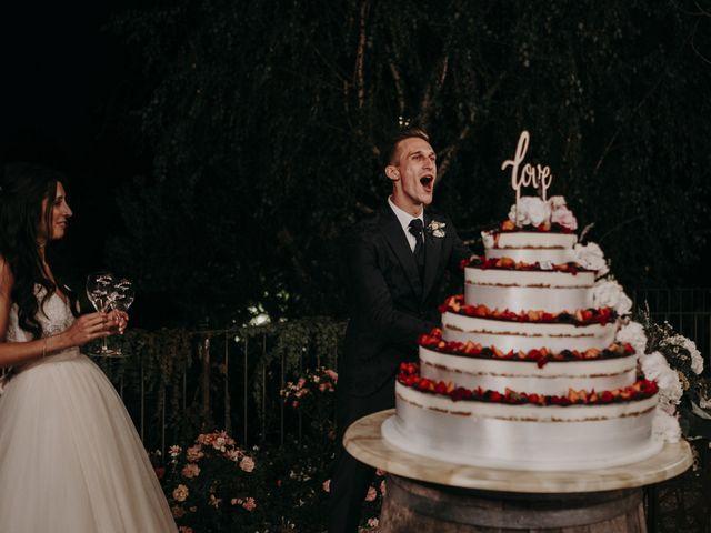 Il matrimonio di Andrea e Daniela a Corte Franca, Brescia 128