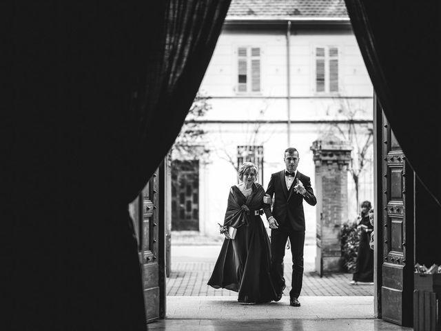 Il matrimonio di Marco e Giulia a Vercelli, Vercelli 25