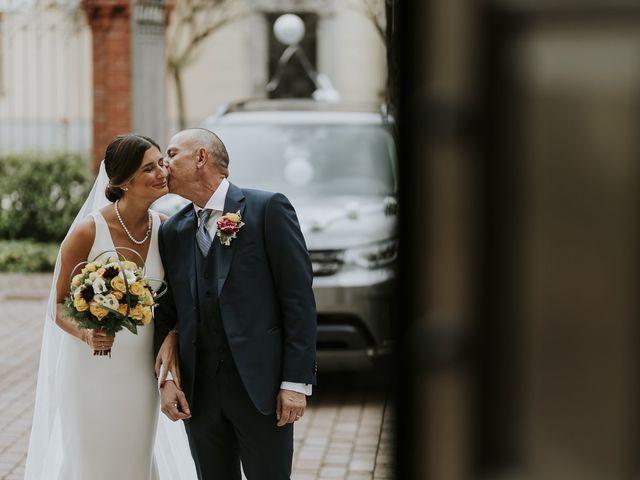 Il matrimonio di Marco e Giulia a Vercelli, Vercelli 28