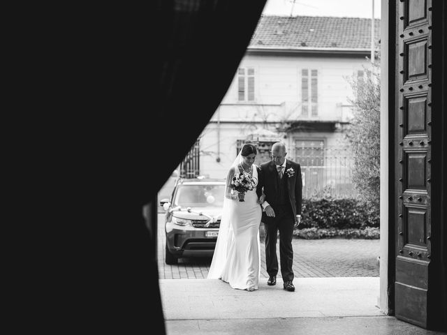 Il matrimonio di Marco e Giulia a Vercelli, Vercelli 29