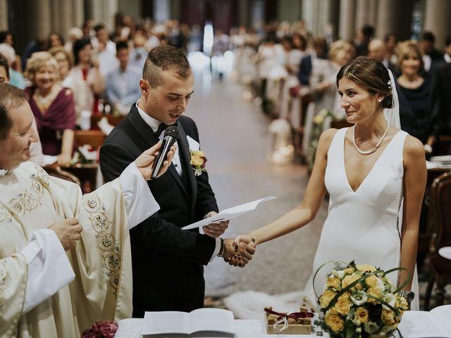 Il matrimonio di Marco e Giulia a Vercelli, Vercelli 32