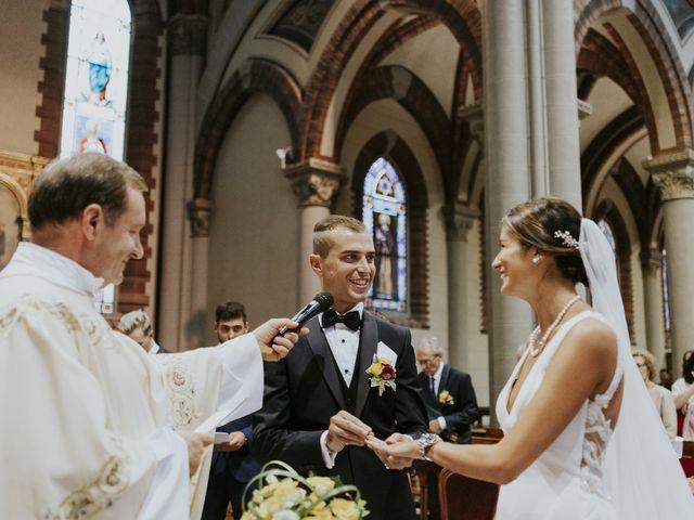 Il matrimonio di Marco e Giulia a Vercelli, Vercelli 33