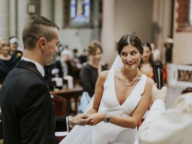 Il matrimonio di Marco e Giulia a Vercelli, Vercelli 34