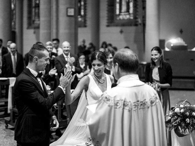Il matrimonio di Marco e Giulia a Vercelli, Vercelli 35